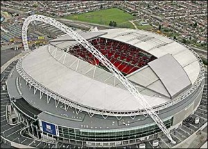 Wembley Stadium - Where FA Cup Final 2009 Takes Place