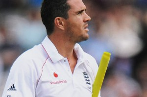 Kevin Pietersen, who's England absence is confirmed following an achilles injury