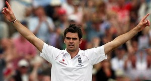 James Anderson - his 5 wicket haul helped England to a commanding position in third npower Ashes 2009 test at Edgbaston