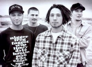 """Rage Against the Machine - who's track """"Killing in the Name"""" has sparked an online Christmas Number One battle"""