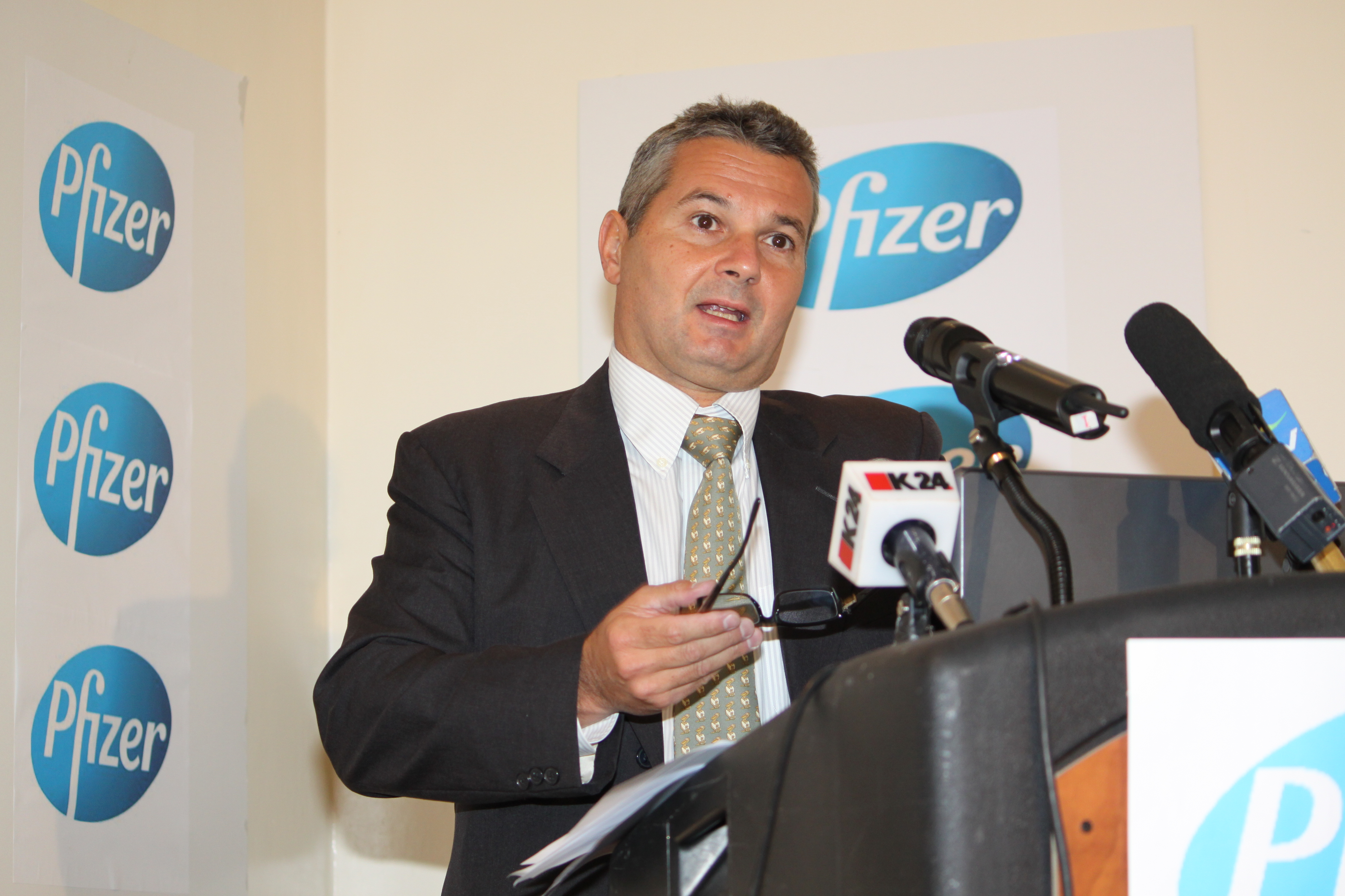 Pfizer Country Director