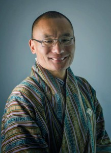 Tshering Tobgay, President of the PDP