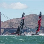 25/09/2013 - San Francisco (USA,CA) - 34th America's Cup - Final Match - Racing Day 15. Photo: © ACEA / PHOTO ABNER KINGMAN