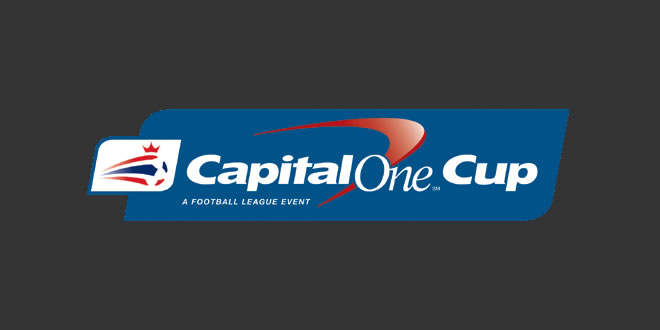 man city capital one cup fixtures