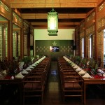The Aman at Summer Palace Luxury Resort Dining Room