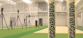 Hi-tech nets at the National Cricket Centre in Brisbane