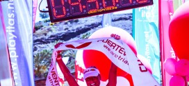 Camilla Pedersen fights back to win the Challenge Fuerteventura after a serious crash last year