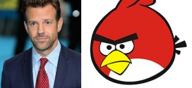 Jason Sudeikis will play Red