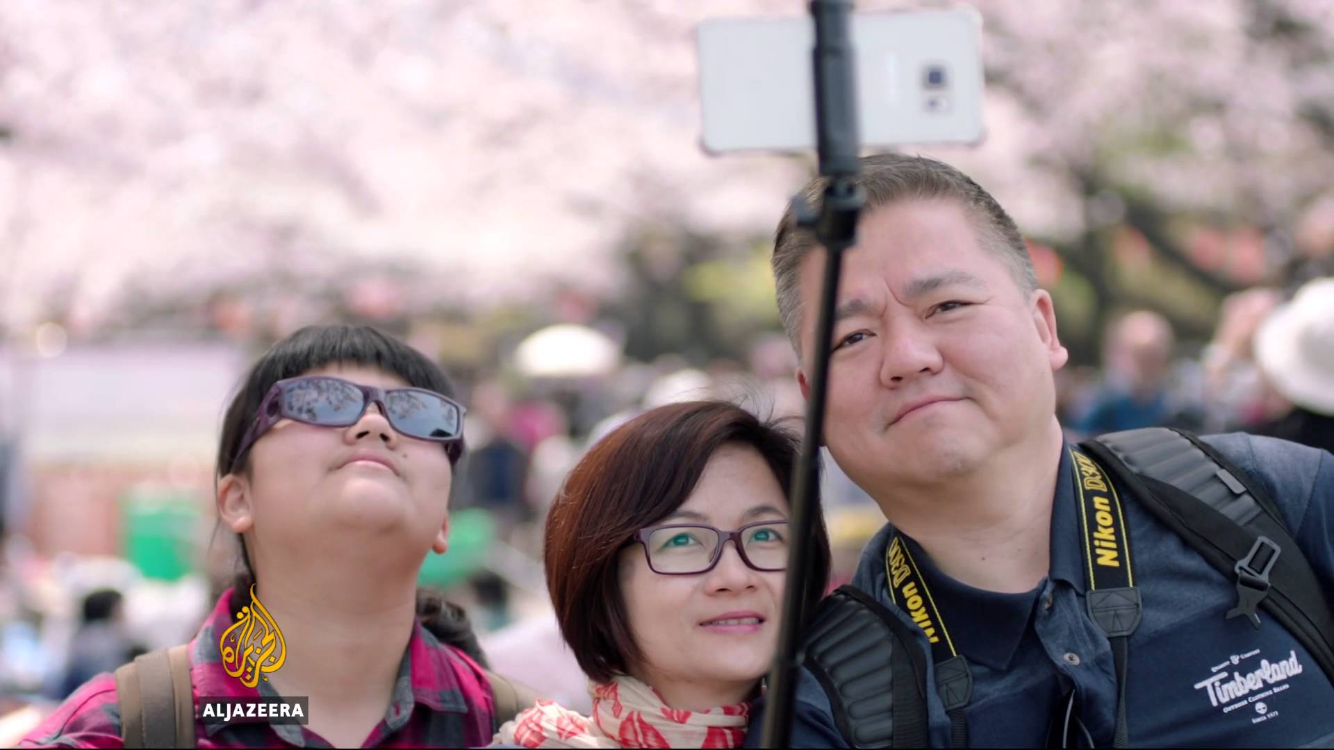 Japan looks to tourism to blossom its economy - The Global ...