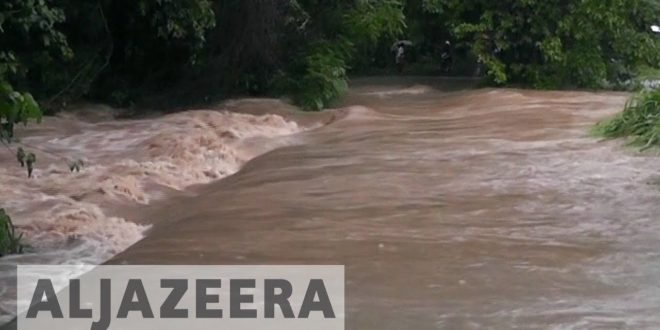 Scores killed in Sri Lankan floods and landslides