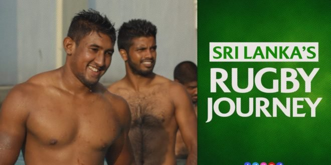 Sri Lanka rugby | From the ground up