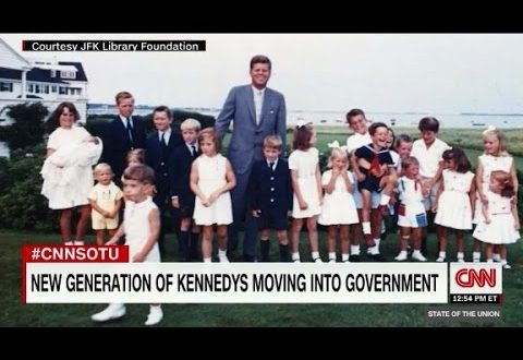 The next generation of Kennedy's