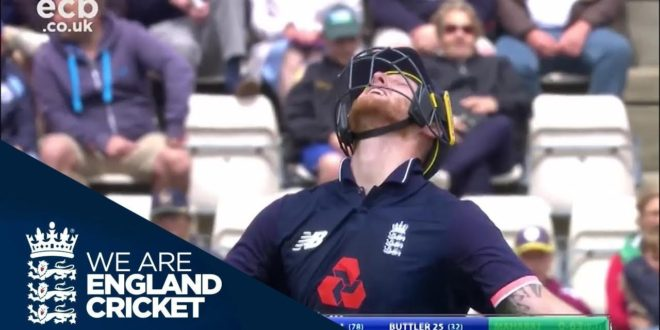 England's Thrilling Win Seals Series Against South Africa – England v South Africa ODI 2017