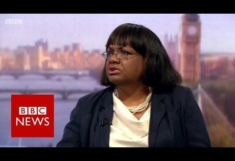 'Anti-immigration is bad for the economy' says Shadow Home Secretary Diane Abbott- BBC News
