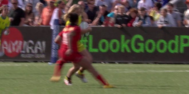 Spotlight: Canada's incredible win at the Amsterdam sevens in 2015