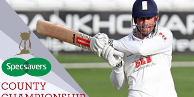 Cook Scores Ton As Essex Thrash Hampshire In Just Three Days – Specsavers County Championship 2017
