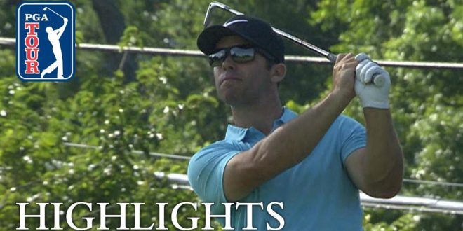 Paul Casey extended highlights | Round 2 | DEAN & DELUCA