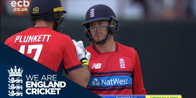South Africa Level T20 Series With Dramatic Three-Run Win – England v South Africa T20I 2017