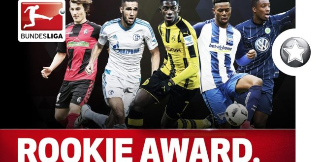 Rookie Of The Year – The Grand Finale