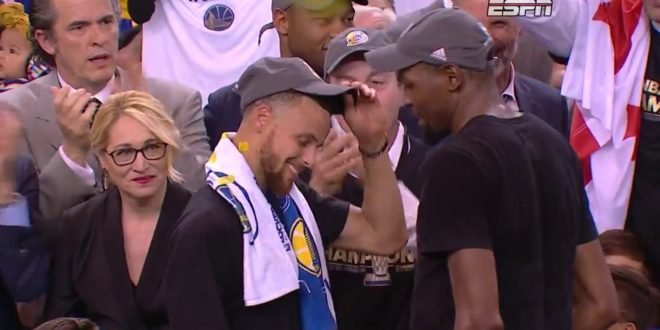 Full Highlights of Stephen Curry & Kevin Durant's Superstar Nights In Game 5