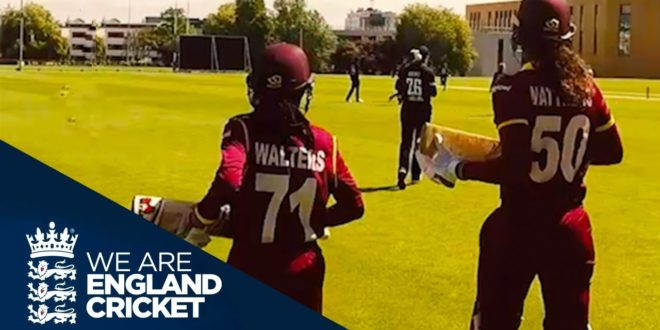 Sciver Serves Up Superb All-Round Performance In England Warm Up – ICC Women's World Cup 2017