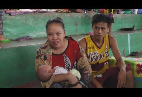 Philippines: Meeting residents of Marawi who fled fighting