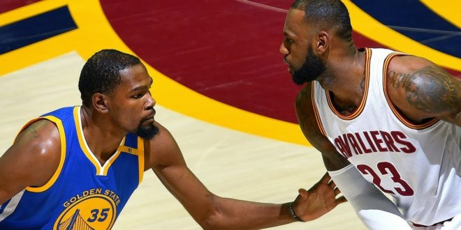 Full Superstar Duel: Kevin Durant vs. LeBron James In The Finals