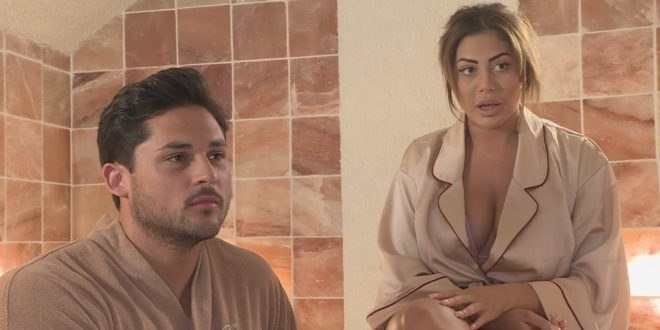 Ex On The Beach stars disagree over cosmetic surgery