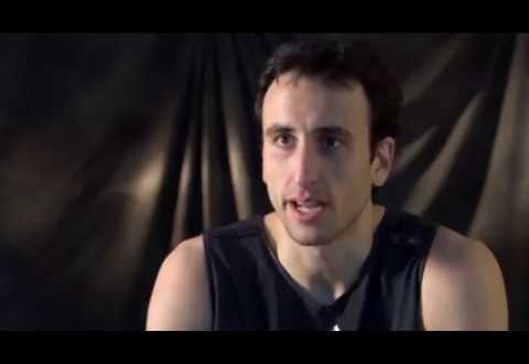 Manu Ginobili's Early San Antonio Career Look Back