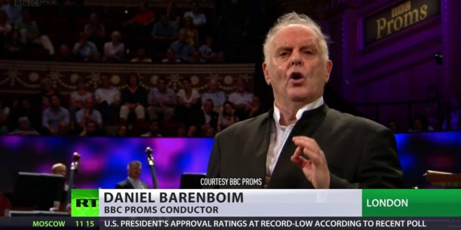 Sound of Brexit: Conductor's agitational speech at BBC Proms sparks controversy