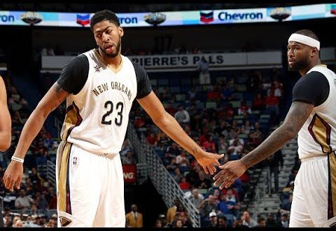 New Orleans Pelicans' Top 10 Plays of the 2016-2017 NBA Season