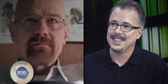 Breaking Bad creator Vince Gilligan on pitching Walter White