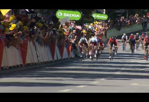 The ŠKODA green jersey minute – Stage 19 – Tour de France 2017