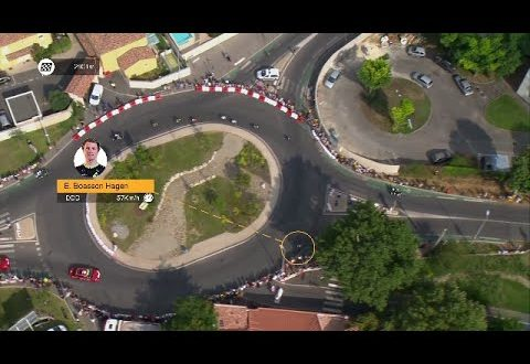 Graphic near live – Stage 19 – Tour de France 2017