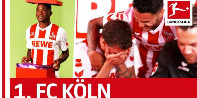 Cologne's Hunger for the New Season – Behind the Scenes at FC Köln