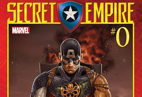 Marvel's Secret Empire: From Captain America's Hydra reveal to now on 'Inside Marvel'