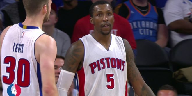 Detroit Pistons' Top 10 Plays of the 2016-2017 NBA Season