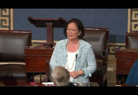 Sen. Hirono: Where is your compassion?