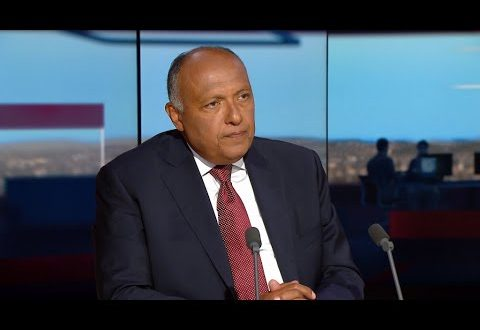 Qatar 'financing and supporting terrorism', Egypt FM says
