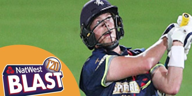 Run Fest In Canterbury – Kent v Somerset NatWest T20 Blast 2017