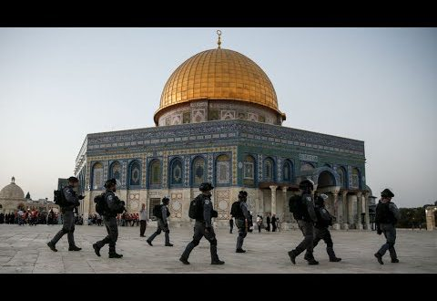 Jerusalem: Men under 50 banned from Friday prayers at holy site