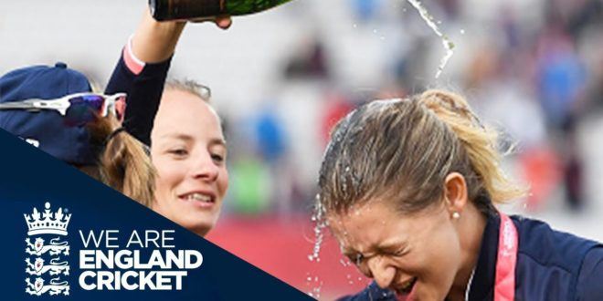 England – ICC Women's World Cup Winners 2017