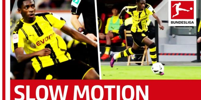 Ousmane Dembele –  Dortmund's Superstar in the Focus