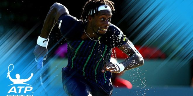 Gael Monfils magic at the 2016 Citi Open