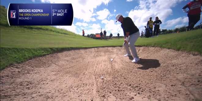 Shots of the Week | The Open Championship