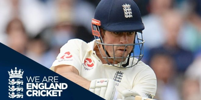 Cook Holds South Africa At Bay – England v South Africa 3rd Test Day 1 2017