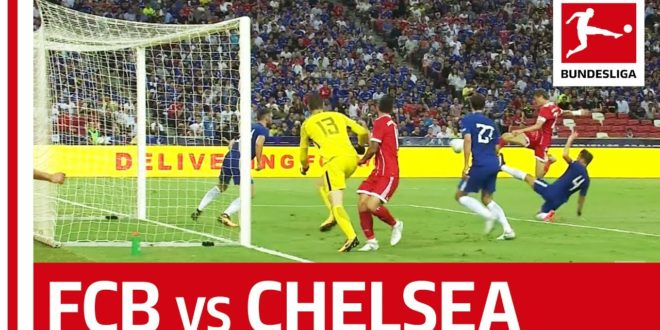 The Müller Show – FC Bayern München vs. Chelsea (3:2) – Highlights