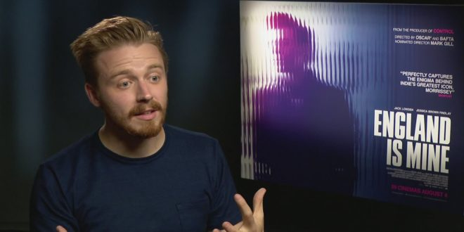 England is Mine: Jack Lowden wants Morrissey to see it