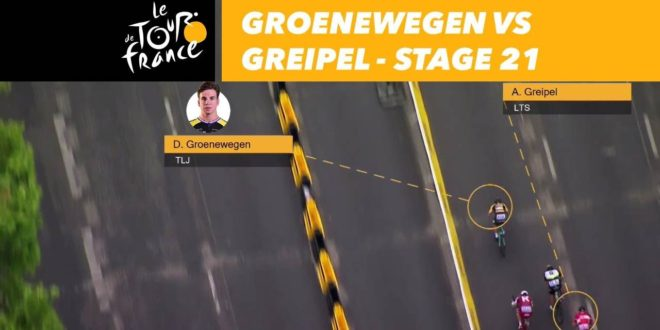 Groenewegen vs. Greipel – Tour de France 2017