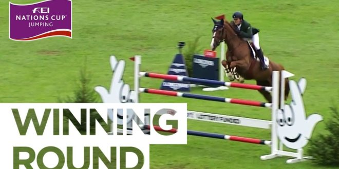 Pedro Veniss' Winning Round | FEI Nations Cup™ Jumping Hickstead